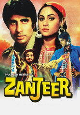 Rent Zanjeer on DVD