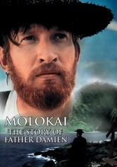 Rent Molokai: The Story of Father Damien on DVD