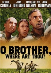Rent O Brother, Where Art Thou? on DVD