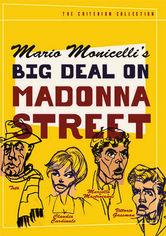 Rent Big Deal on Madonna Street on DVD
