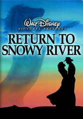 Rent Return to Snowy River on DVD