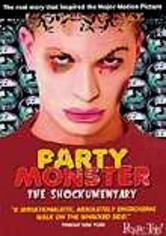 Rent Party Monster: The Shockumentary on DVD