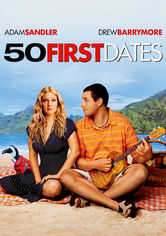Rent 50 First Dates on DVD