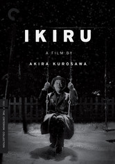 Rent Ikiru on DVD