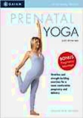 Rent Prenatal Yoga on DVD