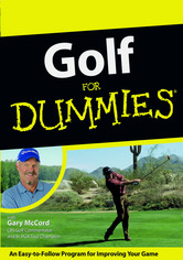 Rent Golf for Dummies on DVD