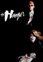Rent The Hunger on DVD