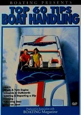 Rent Top 60 Tips: Boat Handling on DVD