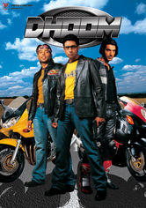 Rent Dhoom on DVD