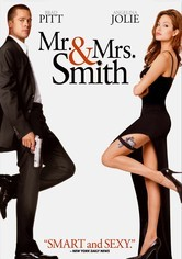 Rent Mr. & Mrs. Smith on DVD