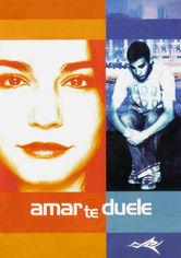 Rent Amar Te Duele on DVD