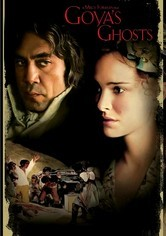 Rent Goya's Ghosts on DVD