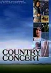 Rent Country Concert on DVD
