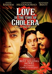 Rent Love in the Time of Cholera on DVD