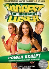 Rent The Biggest Loser: Power Sculpt on DVD