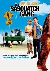 Rent The Sasquatch Gang on DVD