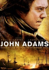 Rent John Adams on DVD