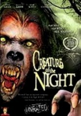 Rent Creature of the Night on DVD