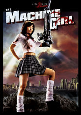 Rent The Machine Girl on DVD