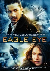 Rent Eagle Eye on DVD
