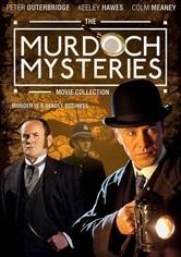 Rent The Murdoch Mysteries on DVD