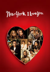 Rent New York, I Love You on DVD