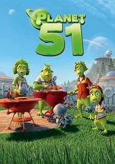 Rent Planet 51 on DVD