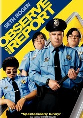 Rent Observe and Report on DVD