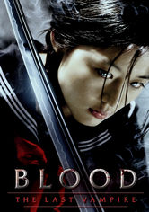 Rent Blood: The Last Vampire on DVD