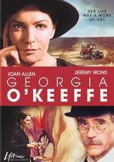 Rent Georgia O'Keeffe on DVD