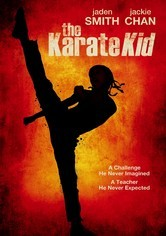 Rent The Karate Kid on DVD
