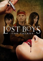 Rent Lost Boys: The Thirst on DVD