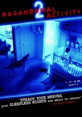 Rent Paranormal Activity 2 on DVD