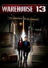 Rent Warehouse 13 on DVD