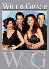 Rent Will & Grace on DVD