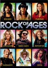 Rent Rock of Ages on DVD