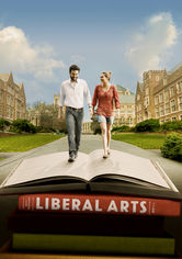 Rent Liberal Arts on DVD
