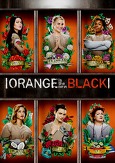Rent Orange Is the New Black on DVD