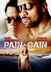 Rent Pain & Gain on DVD