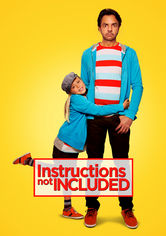 Rent Instructions Not Included on DVD