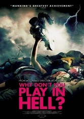 Rent Why Don't You Play in Hell? on DVD