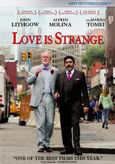 Rent Love Is Strange on DVD