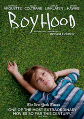 Rent Boyhood on DVD