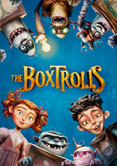 Rent The Boxtrolls on DVD