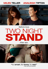 Rent Two Night Stand on DVD