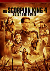 Rent Scorpion King 4: Quest for Power on DVD
