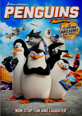 Rent Penguins of Madagascar on DVD