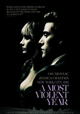 Rent A Most Violent Year on DVD