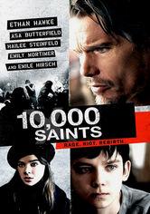 Rent 10,000 Saints on DVD