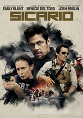 Rent Sicario on DVD